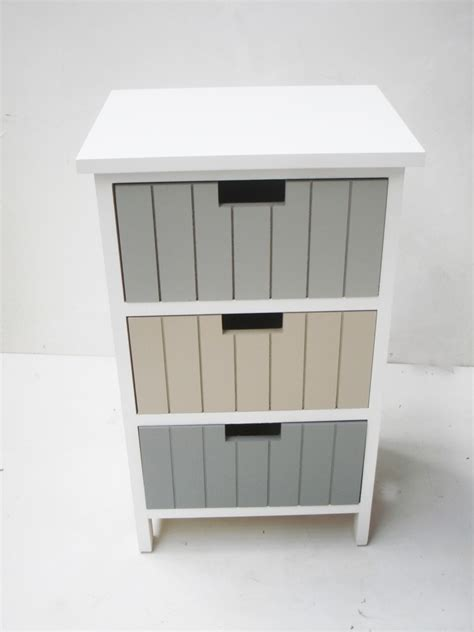 White Bathroom Table by 4 Or 3 Draw White Bathroom Bedroom Bedside Side Table