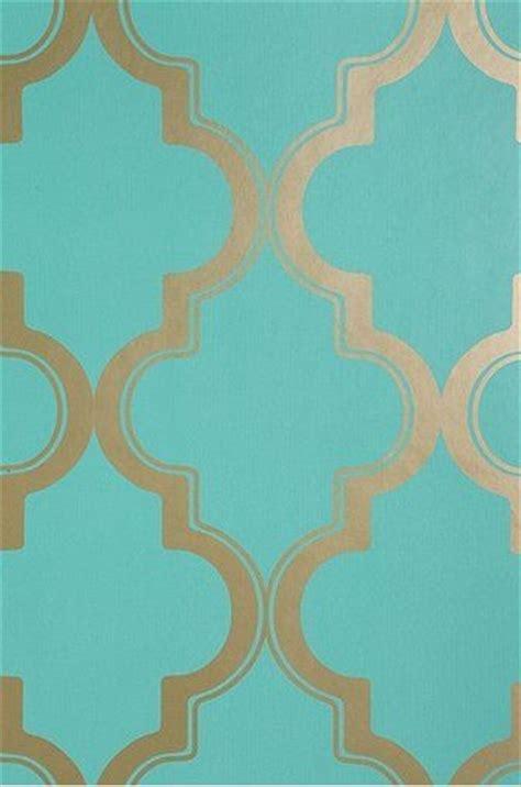 gold pattern pinterest aqua and gold pattern wallpaper ideas multi media