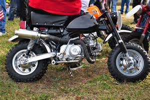 50cc Honda Honda Mini 50cc Trail Flickr Photo