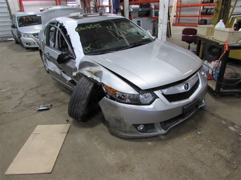 used acura tsx parts parting out 2009 acura tsx stock 160008 tom s