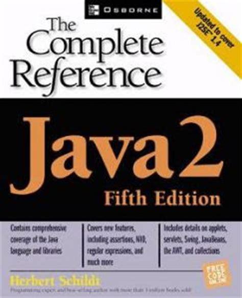 java reference book free java programming books free java books