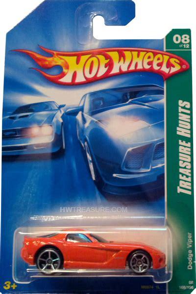 dodge viper wheels 2008 treasure hunt hwtreasure