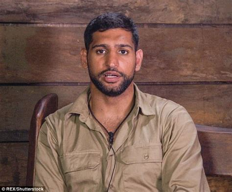 amir khan celebrity jungle i m a celebrity amir khan suffers epic jungle blunder