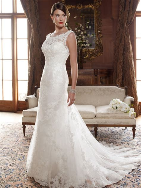 Elegante Brautkleider Mit Spitze by Lace Wedding Dresses Bridal Gowns Cheap 1901001