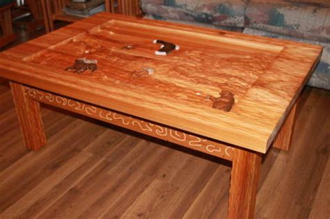 Cedar Coffee Table Plans More Danny Proulx Cabinet Wood Keep