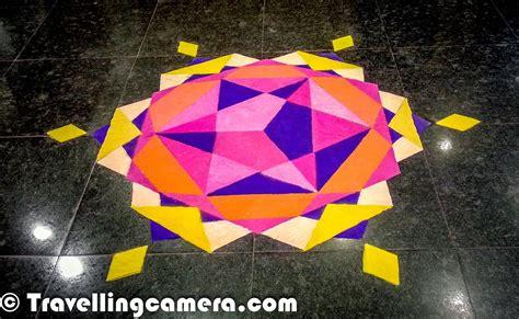 rangoli patterns using geometric shapes diwali rangoli art at adobe mobilegiri at diwali