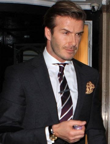 Can David Beckham Make American Athletes More Fashionable by 8 Best What Would David Wear Images On