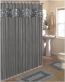 Bathroom Sets With Shower Curtain » Home Design 2017