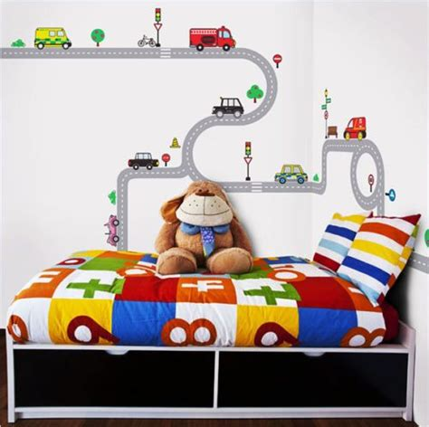 Deko Sticker Kinder by Wandsticker Kinderzimmer Junge