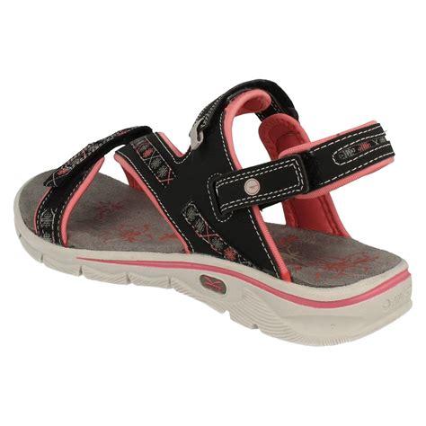 outdoor sandals c ladies hi tec outdoor sandals soul riderz life strap ebay