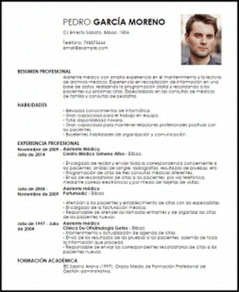 Modelo Curriculum Vitae De Medico Modelo Curriculum Vitae Asistente M 233 Dico Livecareer