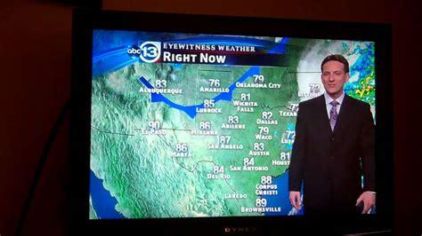 Houston Tv Ktrk Abc 13 Houston Weather