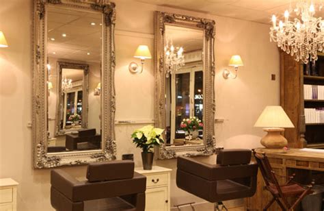 Salon Shabby Chic by Salon Fit Out Superna Co