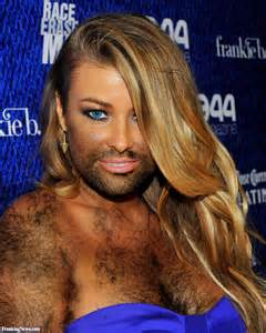 hair vagainas bearded women pictures freaking news