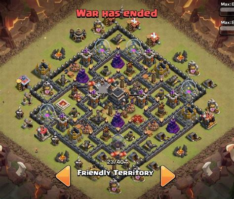 coc layout anti gowipe th8 th 9 war base anti gowipe google search clash of clans