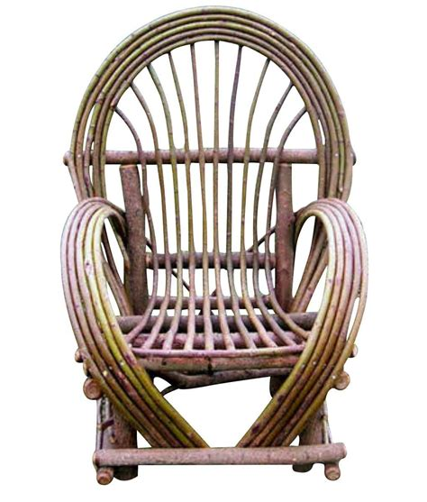 Willow Chairs by Willow Arm Chair Rustic Artistry
