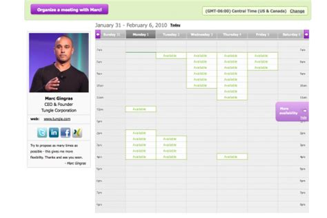 doodle schedule interviews blazing business trend scheduling the rise