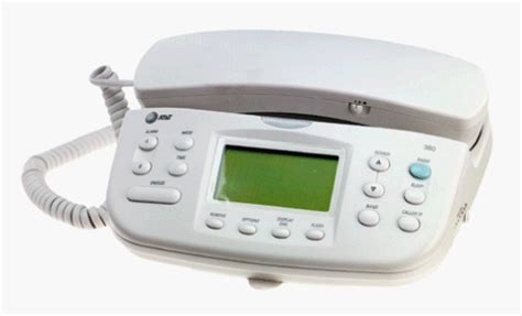 at t 360 clock radio corded phone with caller id b00000j1dx arts photography