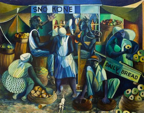 biography of jamaican artist osmond watson gallery exhibition explores jamaican art of the 60s 70s