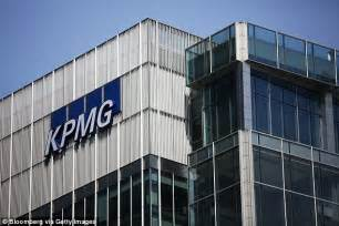 Deferred Prosecution Background Check Accounting Watchdog To Investigate Kpmg Daily Mail