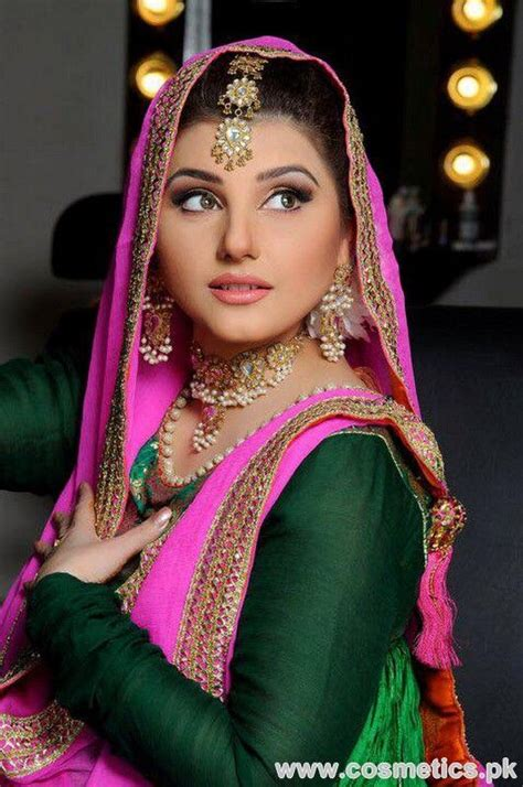 Hairstyl Wajad Khan | makeup artist wajid khan bridal makeup pakistani