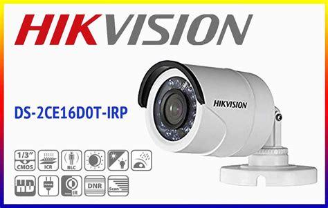 Murah Hikvision Turbo Hd Ds 2ce56dot Irp 2 Megapixel hikvision ds 2ce16d0t irp cctv cameras in sri lanka