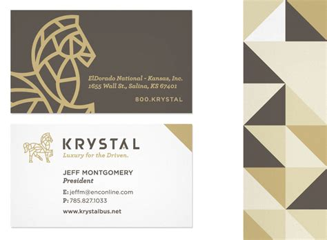 pattern brand logo brand new new logo and identity for krystal by gardner design