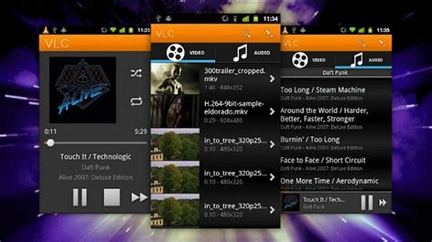 vlc player for android best 5 player for android