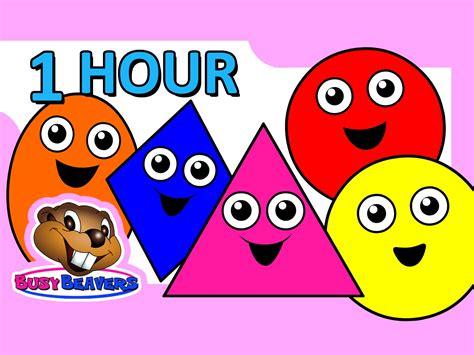 """""""Colors & Shapes DVD""""   1 Hour, Super Simple Colours"""