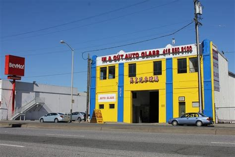 Götze Auto by In Out Auto Glass Bayview Hunters Point San