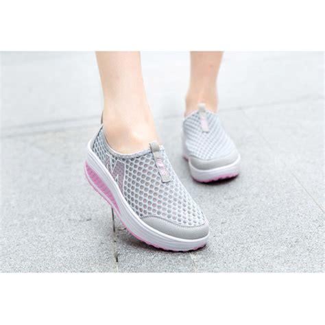Murah Mainan Anjing Gigit Sepatu Shoes sepatu slip on m balance breathable casual womens shoe size 37 black jakartanotebook
