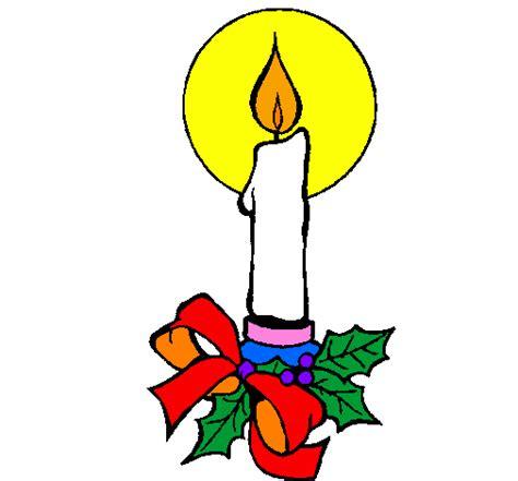 disegni di candele disegno candela di natale colorato da utente non