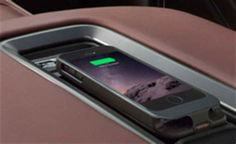 chevrolet wireless charging at chevrolet