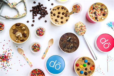 Do Cookies Make You Shop by A Cookie Dough Restaurant Just Opened In Nyc