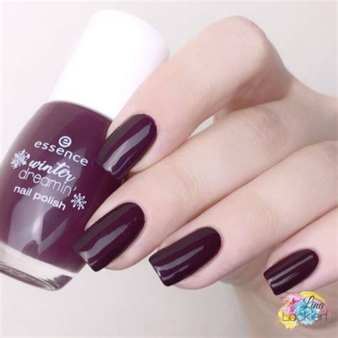 Lackieren Winter by Essence Winter Dreamin Te Nagellack Preview Lina Lackiert