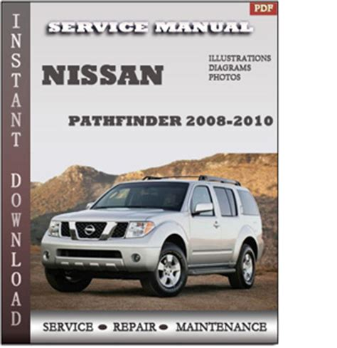 service repair manual free download 2009 nissan pathfinder head up display 2008 2010 nissan pathfinder r51 service repair manual