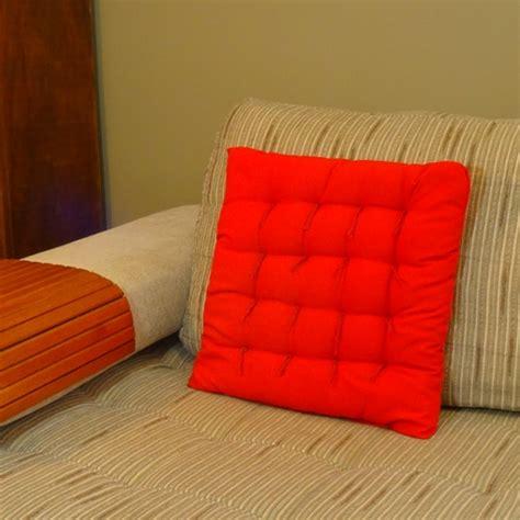 almofada futon 40x40 kit 6 almofadas futon assento cadeira 40x40 fino