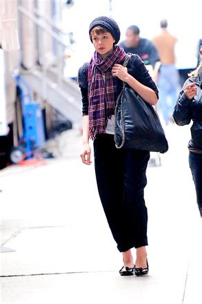 Careys New Signature Style It Or It by Carey Mulligan Vogue It