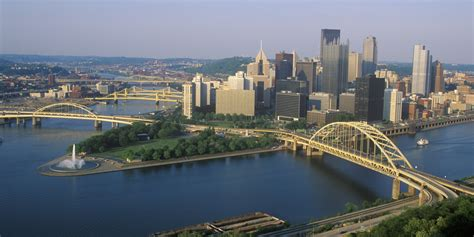 Of Pittsburgh Find What Pittsburgh Can Teach The Rest Of The Country About Living Well Huffpost