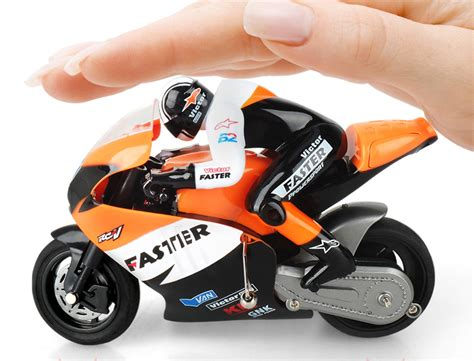 Mini Rc Motorrad by 1 10 Scale Models Rc High Speed Motorcycle Model Toy