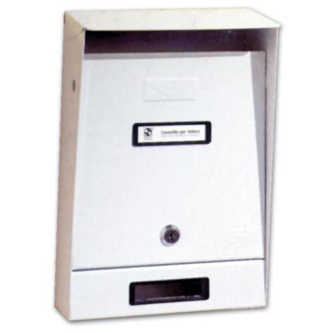 cassetta postale per esterni a 24 78