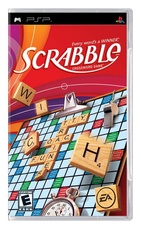 wii scrabble ea launches scrabble on ds and psp handhelds takes on tech