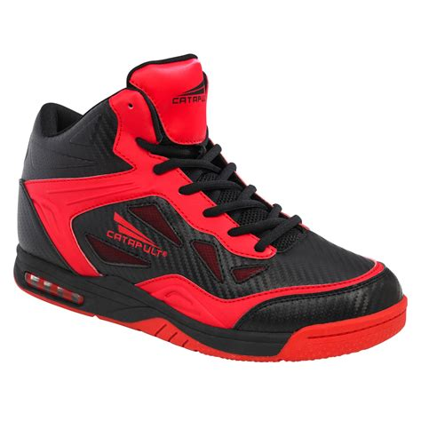 kmart basketball shoes s catapult command hi top basketball shoe find