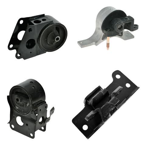2006 nissan maxima motor mounts engine motor transmission mounts kit set of 4 for nissan