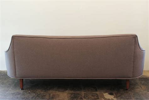 1960s Style Sofa by Sculptural 1960s Gondola Style Sofa At 1stdibs
