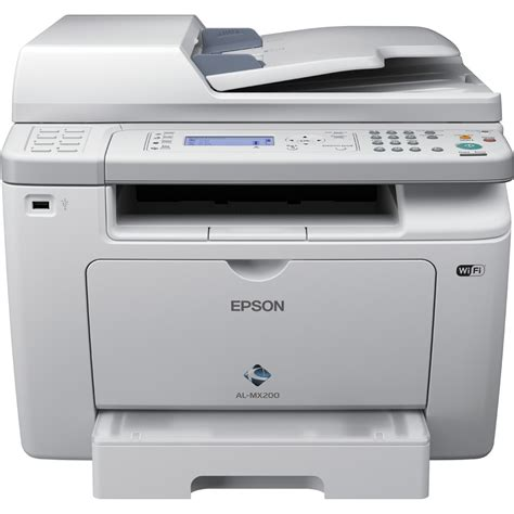 Printer Epson epson workforce al mx200dnf a4 mono multifunction laser printer c11cc72031by