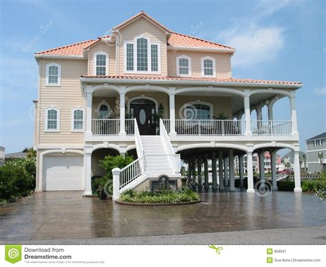 vacation home royalty free stock photography image 858597