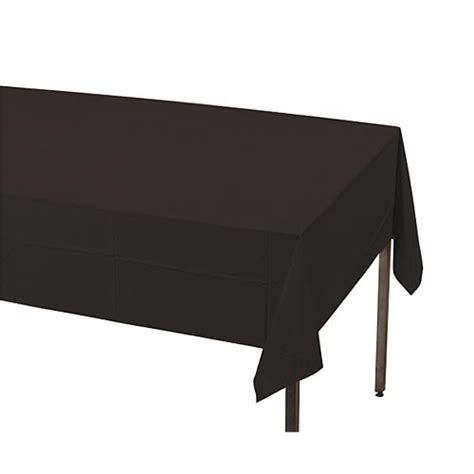 Paper Table Covers by Black Paper Table Cover Shindigz