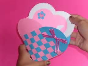 como aser corazones bonitos corazon trenzado carta detalle original youtube