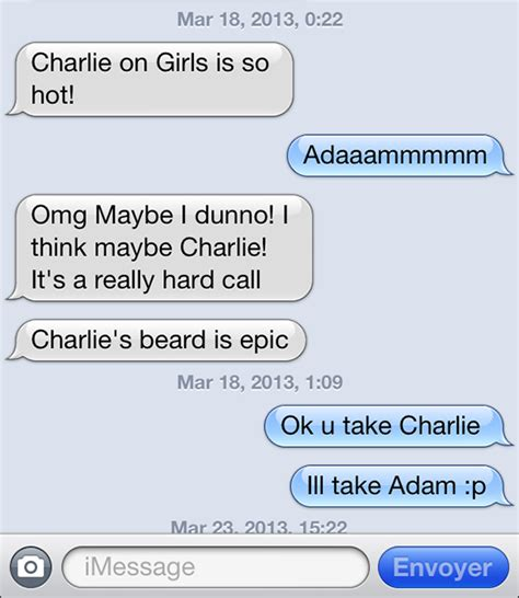 rules  texting   crush thought catalog